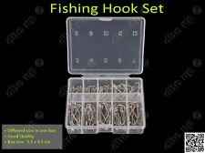 Fishing Hooks Set - 100 hooks inside One box pack - different size