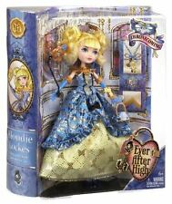 Ever After High Thronecoming: Blondie Lockes - Enchanted Forest Masquerade NEW