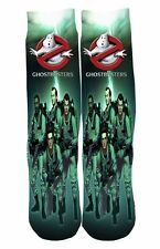 Ghostbusters Ghost Busters Street wear Footwear Long Socks #C184