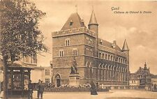 Br36076 Gend Gand Chateau de Gerard le Diable      Belgium