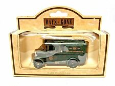 Lledo Days Gone 1932 Dennis Limousine Green BBC Broadcasts 1:64 Diecast Car MIB
