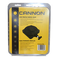Cannon Low Profile Swivel Base Downrigger Mount 2207003