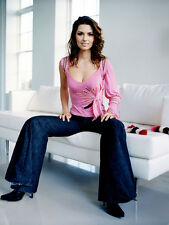 Shania Twain UNSIGNED photo - F655 - GORGEOUS!!!!!