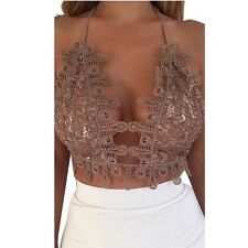 Celeb Dolls House of CB boutique Gold Sequin Top Size 6 8 10 12 Available