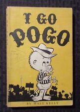 1952 I GO POGO by Walt Kelly 1st Ed Simon & Schuster Paperback (Grade VG-)