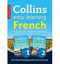 Complete French Stages 1 and 2 Box Set Collins Easy Learning Audio Course