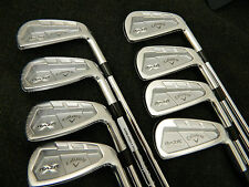 NEW CALLAWAY RAZR X FORGED IRON SET 3-PW PROJECT X 5.0 FLIGHTED STEEL IRONS