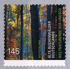 3087 ** , BRD 2014, skl. aus MB, Buchenwälder