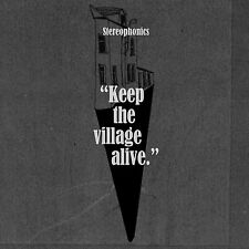 STEREOPHONICS KEEP THE VILLAGE ALIVE CD - NEW RELEASE SEPTEMBER 2015