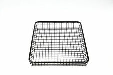 Tiber Mesh Wire Basket Steel Short Universal Brackets Kit, Roof Tray, Platform