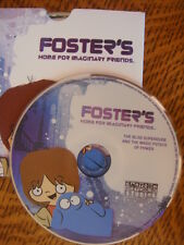 FOSTER'S HOME FOR IMAGINARY FRIENDS EMMY DVD CARTOON NETWORK 1 episode Play USA