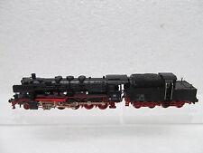 MES-39085 Fleischmann piccolo SpN Dampflok DB 050 058-7 sehr guter Zustand,