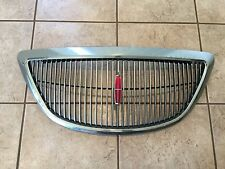 LINCOLN MARK VIII GRILLE CHROME 97-98