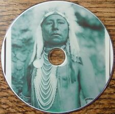 Vintage Native American Indian Wild West 3800 images photos tribes costume CD