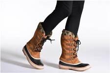 Sorel Joan of Artic Knit II Ankle boots, ELK SIZE ( US 7 )  (EU 38 )