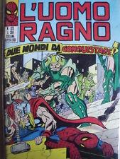 L' Uomo Ragno n°123 ed. Corno - 1°serie  [G.149]