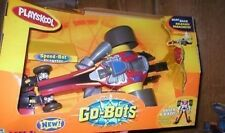 GO BOTS SPEED BOT DRAGSTER MIB  DRAGSTER TO ROBOT