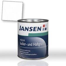 Jansen Aqua Isolier- und Haftgrund weiß 0,75l Isoliergrund Isolierfarbe