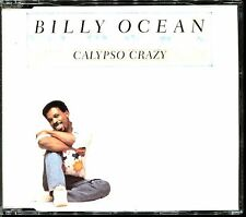 BILLY OCEAN - CALYPSO CRAZY - CD MAXI 3 INCH 8 CM [145]