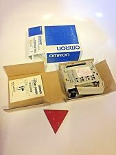 OMRON PLC CQM1-SEN01 NEW IN THE BOX WITH HARDWARE