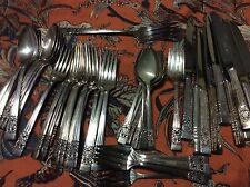 Oneida CORONATION 67 PC Community Plate Silverware