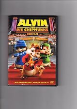 Alvin und die Chipmunks / Jason Lee, Justin Long / DVD #9880