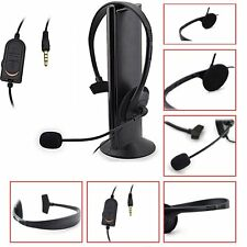 Hot Wired Gaming Game Headset Earphone For Playstation PS4 With VOL Portable UL