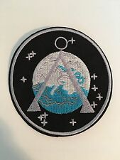 """Stargate SG-1 TV Series Project Earth Special Ops Logo Embroidered Patch 3.5"""""""