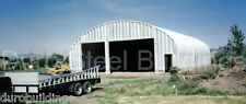 DuroSPAN Steel 30x46x15 Metal Prefab Pole Barn Alternative Building Kits DiRECT