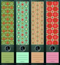 File Art 4 Design carpeta-etiquetas pattern I.... 321