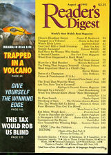 1993 Reader's Digest: Trapped in a Volcano/Tax Rob Us