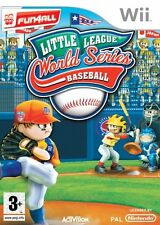 Little League World Series Baseball (nintendo Wii) Nuevo Y Sellado