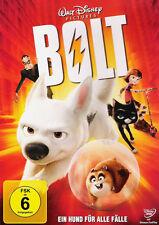 Bolt - Ein Hund für alle Fälle (Walt Disney)                         | DVD | 555