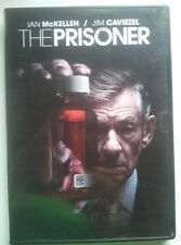 THE PRISONER DVD - VGC - Ian McKellen, Jim Caviezel