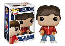 FUNKO BOBBLE HEAD POP CULTURE E.T. EXTRA TERRESTRE ELLIOT FIGURE NEW!
