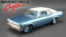 GMP 1970 CHEVY NOVA BEVERLY HILLS COP MOVIE 1:18 ACME EDDIE MURPHY CHEVROLET