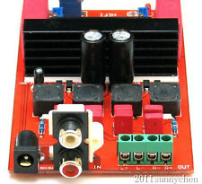 TA2020 PCB 25Watt Tripath Class-T Audio Amplifier Board