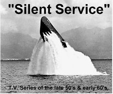 The Silent Service T.V. Episodes from 1957/58 - Season #2 (of 2)