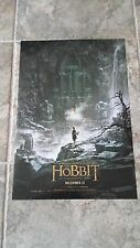 The Hobbit -  Part 2 -  The Desolation Of Smaug Movie Poster 11x17 P. Jackson