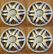 """15"""" Toyota 2000-2001 Camry Wheelcover Hubcap Set Aftermarket"""