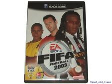 ## FIFA Football 2003 (Deutsch) Nintendo GameCube Spiel // GC & Wii - TOP ##