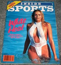 Vintage INSIDE SPORTS 11th Anniversary Swimsuit Issue April 1992 NO LABEL