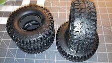 1.9 Tires (4) 98mm for scx10 rc4wd tamiya crawler projects