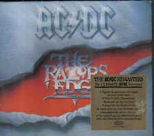 ACDC-The Razors Edge cd album incl booklett