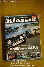 Motor Klassik 12/03 Alfa GTV BMW 2002 Datsun 240 Z