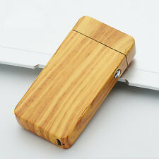 Rechargeable Cigarette USB Lighter Dual Arc Electric Windproof Flameless Plasma
