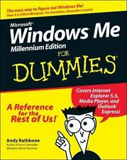 Microsoft® Windows® Me for Dummies by Andy Rathbone (2000, Paperback)