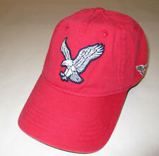 Nwt Mens American Eagle Light Red Adjustable Baseball Hat Cap