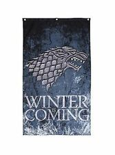 Game Of Thrones Stark Winter Is Coming Banner Show Houses Of Westeros Winterfell