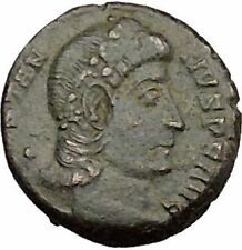 CONSTANTIUS II son of Constantine the Great Roman Coin Wreath of success i39374